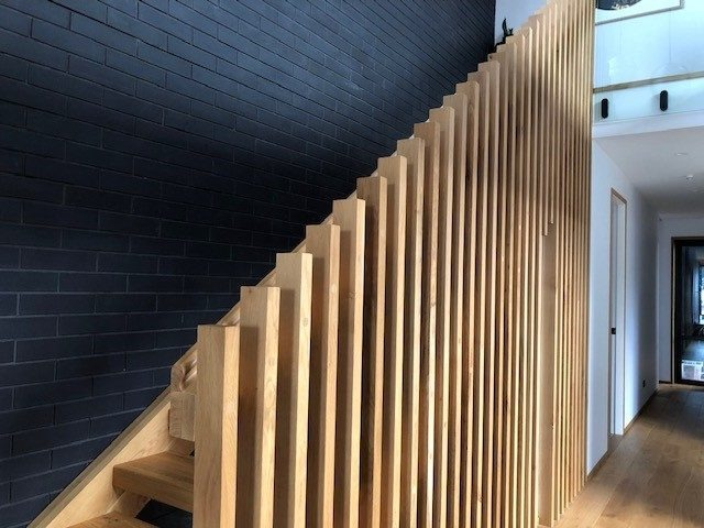 Wooden Balustrade by Top Flyte