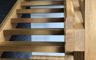Wooden Stairs & Balustrades by Top Flyte Systems