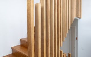 Alternative Artistic Stair Guard Rails by Top Flyte Systems