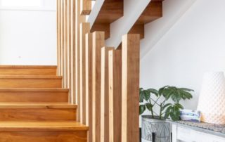 Wooden Hand Rails by Top Flyte Systems