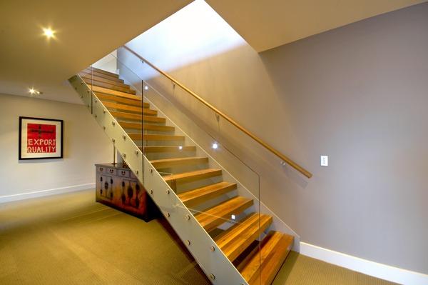 Top Flyte - Steel Stringers & Timber Treads