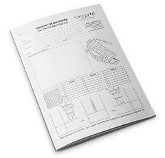 Measure Sheet by Top Flyte Systems